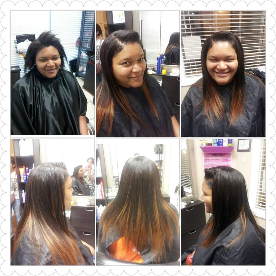 Cut color extensions rock star hair studio pmusecretfo Images
